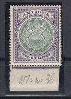 C2645/ BRITISH ANTIGUA – SG # 50 MINT MH – CV 135 $