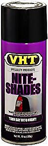 VHT NITE SHADES Tail Light Lens Tint Costing Translucent Black Spray Paint SP999