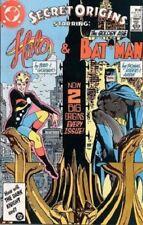 OE1609----- DC, Secret Origins #6,  1986  VF/NM  + FREE STOCK CERTIFICATE
