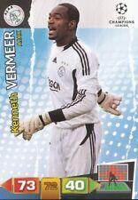 KENNETH VERMEER NETHERLANDS AFC AJAX CARD ADRENALYN CHAMPIONS LEAGUE 2012 PANINI
