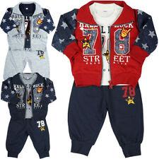 92 Mickey Mouse Begeistert Baby Kleidungspaket Junge Trainingsanzug Sportanzug Set Gr Baby