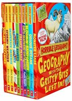 Horrible Geography Histories Collection 10 Books By Anita Ganeri Stormy Weather