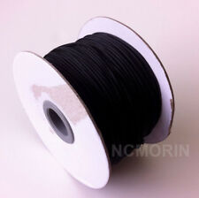 300 feet 1.4mm Black Window Blind Cord, String - Horizontal and Rv Blinds