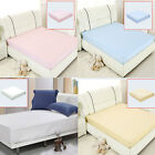 New Waterproof Bed Sheets Changing Mat Mattress Protector Cover Pad With TPU