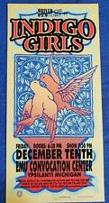 Indigo Girls Poster - Signed By Mark Arminski
