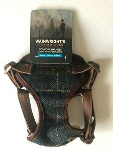 Wainwright's Dogs Best Friend Luxury Comfort Harness Size X-SMALL- SMALL 41-56CM
