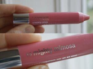 Clinique Chubby Stick Moisturizing Lip Colour Balm ~ 13 Mighty Mimosa ~ .04 oz