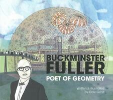 BUCKMINSTER FULLER - GERST, COLE - NEW BOOK