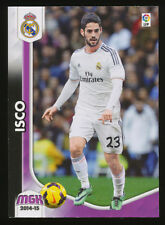 #249. ISCO - Real Madrid CF  2014/2015 - CARD Panini MegaCracks