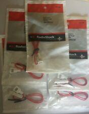 LOT OF (5)RadioShack in-Line Fuseholders (#270-1238) 5X20MM  Rating: 250VAC 5A