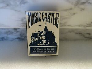 Vintage Magic Castle Playing Cards - Collectable