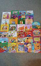 Lot of 31 Children's Picture Reading Books PBS~Nick JR~Disney TV