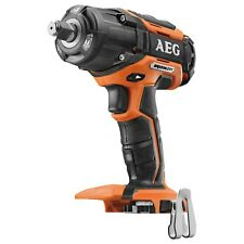 AEG BRUSHLESS 3-SPEED IMPACT WRENCH BSS18C12ZB3-0 18V 480Nm Max Torque,Skin Only