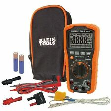 Klein Tool TRMS MM700 Digital Multimeter Auto-Ranging 1000V