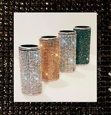 Crystal BLING Rhinestone BIC Lighter Cover Case Sleeve with Swarovski Elements