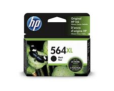 HP 564XL High Yield Black Original Ink Cartridge(CN684WN)