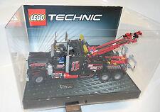 LEGO® Technic 8285 Abschlepptruck orig Vitrine_Tow Truck orig Diorama Display