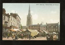 Northants KETTERING Market Place PPC
