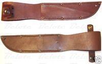 Ka-Bar KaBar Knives Brown Leather Sheath ONLY 1217I **NEW**