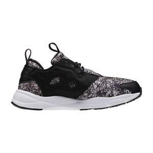 Reebok Women's FuryLite Winter Shoes NEW AUTHENTIC Black/White/Brown V70754