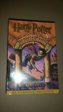 Harry Potter and the Sorcerer's Stone Unabridged on 6 Cassettes J.K.Rowling