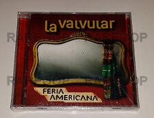 Feria Americana by La Valvular (CD, 2013) MADE IN ARGENTINA NEW SEALED