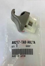 Genuine Honda Sunvisor Holder Clip Nh686L (Warm Gray) 88217-Ta0-A02Za