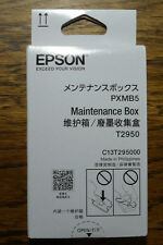 Epson T2950 Maintenance Box für Workforce WF 100 W  C13T295000 OVP A