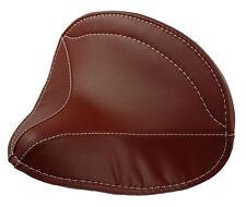 SIMSON Housse de siège selle SR1 SR2 SR 1 2 rouge-brun Tapis rouge