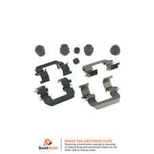 Disc Brake Hardware Kit Front CARQUEST H16186A