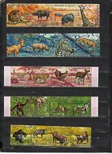 Burundi -  Lot Of Early Unused  & Used Stamps (GHA200)