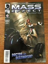 Mass Effect Foundation #9 Dark Horse Comics 2013 VF/NM