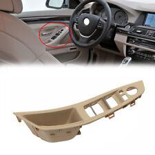 Beige Left Inner Window Switch Door Panel Handle Armrest For BMW 5 Series 520