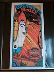 Umphrey's McGee Red Rocks 2014 Poster Art Print by Tyler Stout