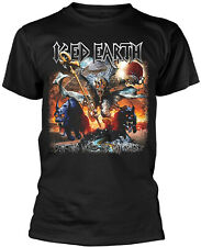 ICED EARTH Something Wicked This Way Comes T-SHIRT OFFICIAL MERCHANDISE