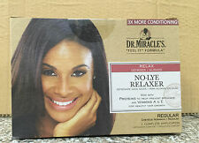 Dr. Miracle's Thermalceutical Intensive No-lye Relaxer Regular Hair Color 1