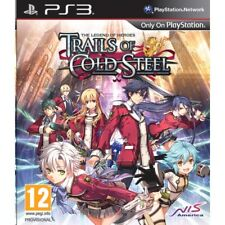 The Legend Heroes Trails of Cold Steel - PAL Ps3 Game