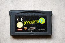 Jeu SCOOBY-DOO pour Nintendo Game Boy Advance GBA