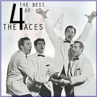 The Best of the Four Aces CD New and Sealed Audio CD 1-Discs UK