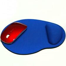 4 Colors Comfortable Wrist Mouse Mat Mouse Pad For Optical Trackball Mouse