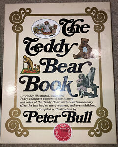 "Signed & Numbered ""The Teddy Bear Book""-Peter Bull.  In Case"