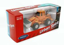 Coche Tractor Rascador Ruedas CM 11 miniaturas Juguete