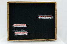 "N Aero-Train 3-Unit Add-On Set,""Pennsylvania"" 3 cars  (1-08772)"