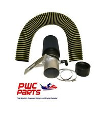 "R&D Seadoo RXT-X 260 Pro Series 4"" Air Filter Kit 203-00265 with Kanaflex Hose"