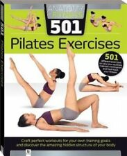 Anatomy of Fitness 501 Pilates Exercises Book The Cheap Fast Free Post
