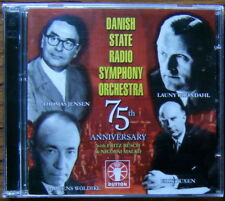 DANISH STATE RADIO SYMPHONY ORCHESTRA 75th Anniversary 2 CD (2001) Nielsen Busch