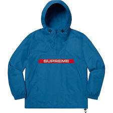 Supreme Heavy Nylon Anorak Royal Size L