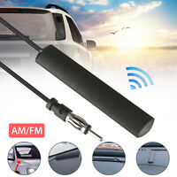 Car Radio Stereo Hidden Antenna Stealth FM AM For Vehicle Truck Motorcycle Boat