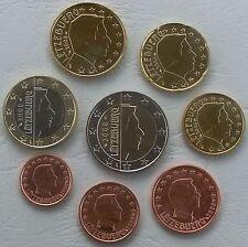 Euro kms Luxemburgo 2008 unz