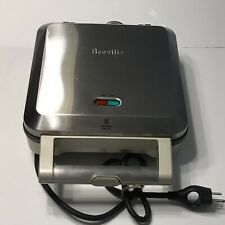 Breville Nonstick Stainless Steel Personal Mini Pie Maker Model BPI640XL